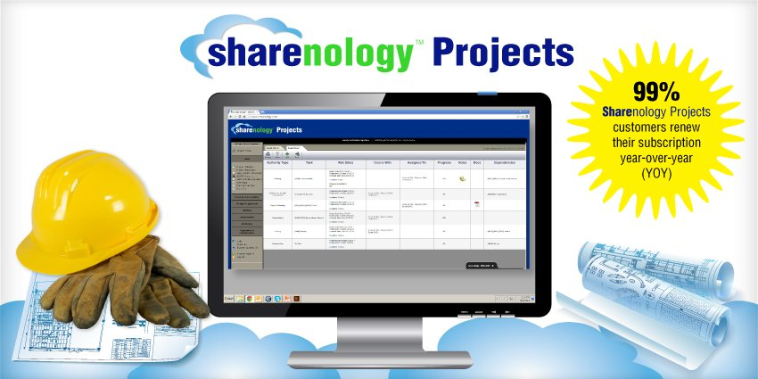 Construction Project Management Software Solution Sharenology Projects