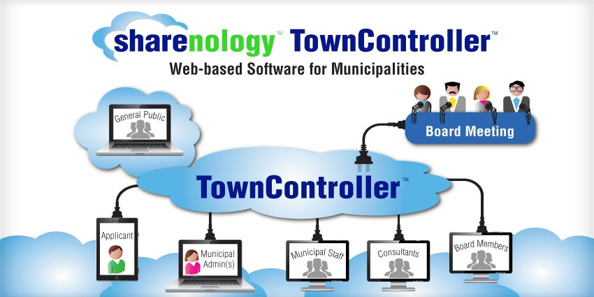 Municipal Software Solution TownController