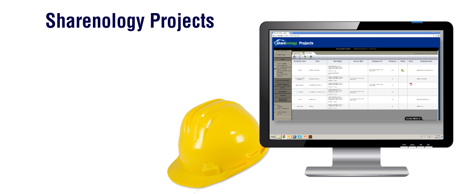 AEC construction project management and collaboration software